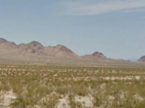80 Acres Of Residential Land For Sa : Lockhart : San Bernardino County : California