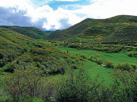 Wilson Creek Ranch : Meeker : Moffat County : Colorado