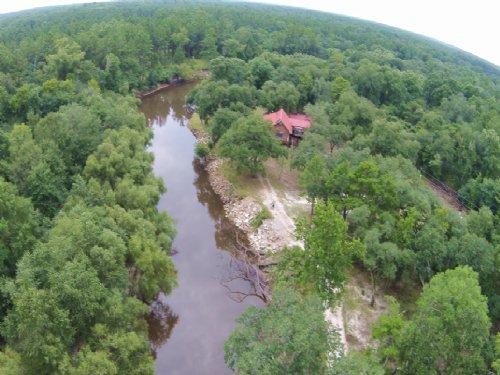 Ochlocknee Riverfront Estate : Cairo : Grady County : Georgia