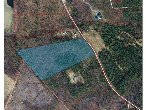 16.85 Acres On Greenwood Church Rd : Ashland : Hanover County : Virginia