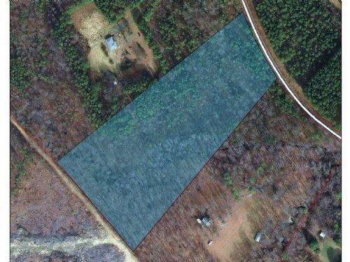 10.4 Acres On Greenwood Church Rd : Ashland : Hanover County : Virginia