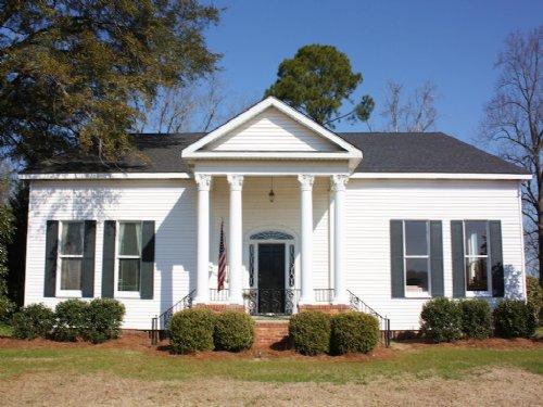 Ingram Farms Home Place : Coleman : Clay County : Georgia