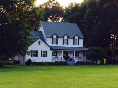 Beautiful Home Estate On 53 Acres : Climax : Decatur County : Georgia