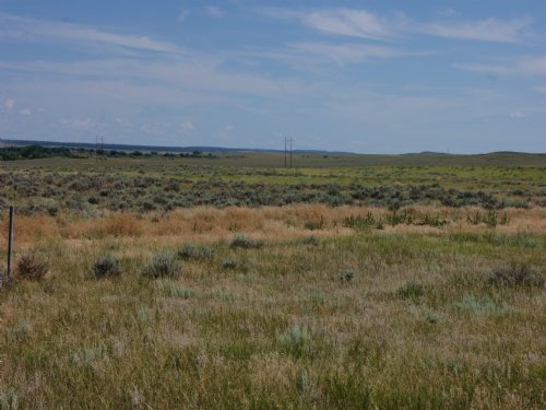 40 Acres, No Ccr's, Close To Lake : Moorcroft : Crook County : Wyoming