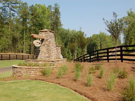 Waterstone Farms On Lake Oconee : Madison : Morgan County : Georgia