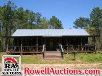 Bankruptcy Auction: 480 ± Acres