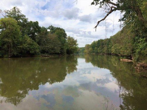 70 Acres On The Etowah River : Kingston : Bartow County : Georgia