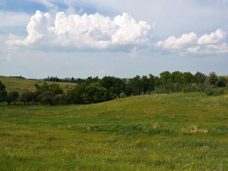 Whitetail Creek Ranch : Fairfield : Billings County : North Dakota