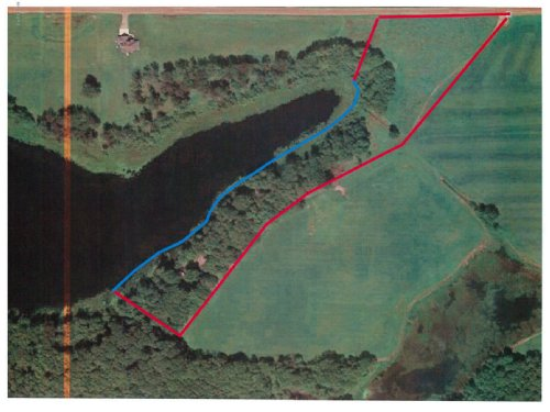 Private 7.5 Acres On Emerson Lake : Allegan : Michigan