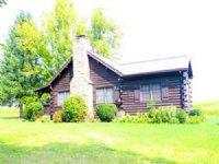 77+/- Acres Land, Log Home