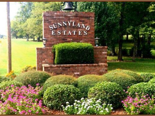 5.2 Acre Residential Lot In Oktibbe : Starkville : Oktibbeha County : Mississippi
