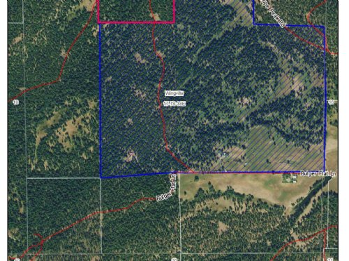 40 Acre Parcel (tl 400) : Baker City : Baker County : Oregon