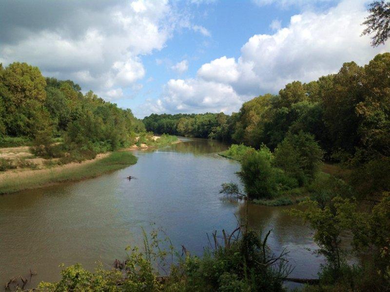 Cahaba River Farm : Sprott : Perry County : Alabama