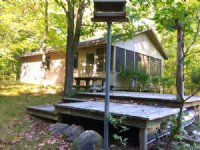 Affordable Riverfront Cottage