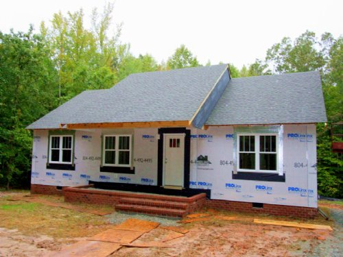 New Construction On 5.16 Acres : Powhatan : Virginia