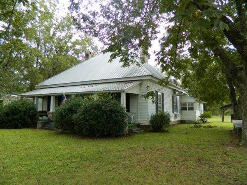 Farm House On 9 Beautiful Acres : Lexington : Oglethorpe County : Georgia