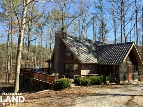 Recreational Hunting With Cabin : Wetumpka : Elmore County : Alabama