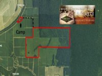 622.00 Acres Hunting Land, CRP