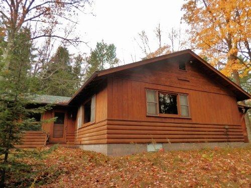Shishebogama Lake 13.50 Acres : Lac Du Flambeau : Vilas County : Wisconsin