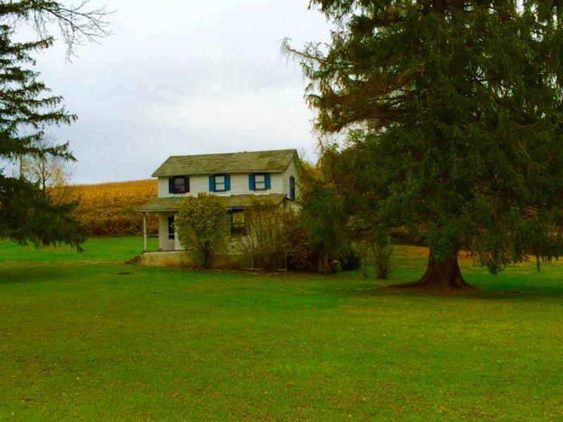 99 Acre Farm Trout Run Lycoming County Pennsylvania