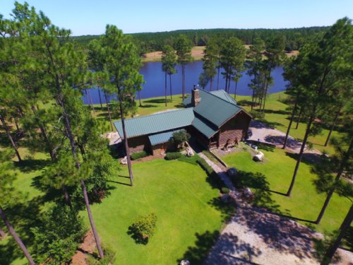 Horse Creek Ranch : Sylvester : Worth County : Georgia