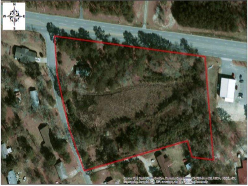 5.15 Acres In Lexington : Lexington : Lexington County : South Carolina