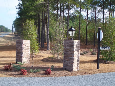 5.01 Acre Lot | Highland Lakes : Eastman : Dodge County : Georgia